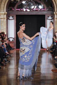 Manuela Romero   Moda Andaluza