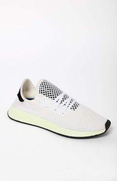 adidas deerupt runner parley scarpe adidas cq2908 pinterest