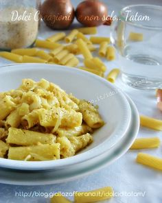 pasta in bianco cipolla pangrattato 1