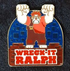 9822 - DSUK - Wreck-It-Ralph - Ralph | Released: 08/11/2015 - Limited Edition 900