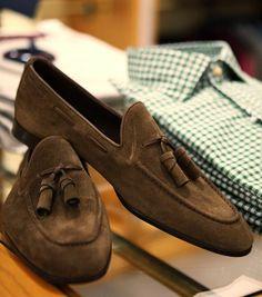 Tasel loafers