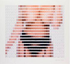 """坂井直樹の""""デザインの深読み"""": アーティストのニック・スミスはエロティック文学からインスピレーションを受けNSFW(職場閲覧不適切:Not suitable for work )を逆手に取ったモダンヌードを発表した。"""