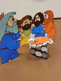 Hands On Bible Teacher: September 2012