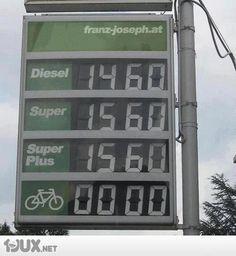 Fahrrad fahren - bei Wind und Wetter