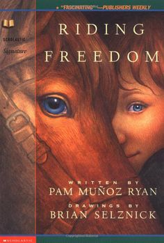 Historical Fiction books provide some excellent choices for Literature Circles. You can read a recommendation for Riding Freedom and learn about other Historical Fiction books perfect for Literature Circles here at Teaching Resources.