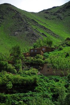 Afghanistan, they're like hobbit holes :)