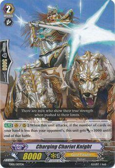 Cardfight Vanguard Gold Paladin Clan Symbols