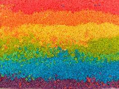 Sprinkles!!  ♥ #rainbow