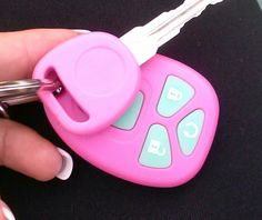 I love my new car keys: )                                                                                                                                                      More