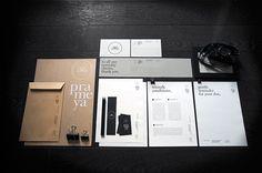 FPO: Prameya 牛皮質感品牌設計 | MyDesy 淘靈感