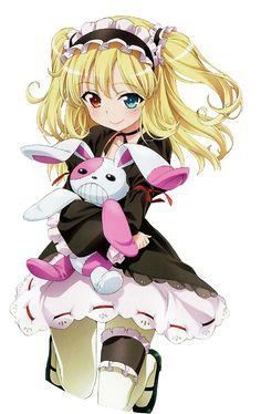 Kobato~samaaaa *Q*  Omg she is sooooo Kawaii *---*