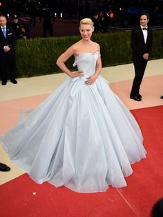 Claire Danes in Zac Posen at the Met Gala - The Absolute Best Red Carpet Looks of 2016  - Photos
