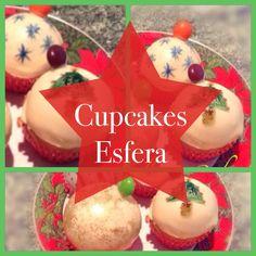 Es una excelente opcion para regalar esta navidad! Son unos cupcakes muy elegantes y faciles de hacer, eso si deberás tener muchisima paciencia, pues lleva m...