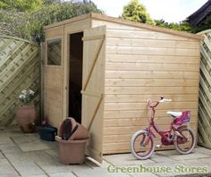 Cotswold Shiplap 8x6 Pent Shed  http://www.greenhousestores.co.uk/Cotswold-Shiplap-8x6-Pent-Shed.htm
