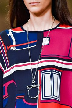 One of the best jewelry trends for this spring #Hermes   - HarpersBAZAAR.com