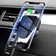 LG Mpow Mini Magnetic Car Phone Mount Google Nexus Pixel and Others Samsung S10//S9//S8//S7//S6 HTC One Sony Dashboard Car Mount Stylish Metal Phone Holder Compatible iPhone XR//XS Max//X//8//7//6