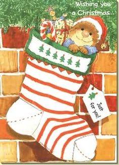 Suzy zoo stocking!