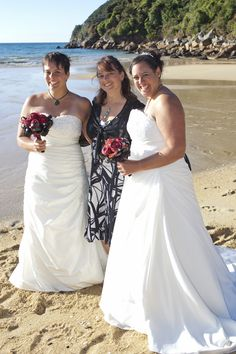 Another Wonderful Dream Maker Destination Wedding In The Stunning Abel Tasman National Park New Zealand