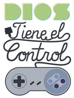 God got The control