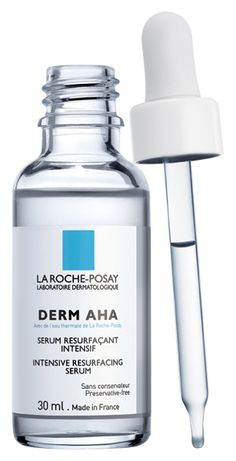 New in store is La Roche Posay Derm AHA Intensive Resurfacing Serum. Formulated with a triple-action pro-desquaming complex, this light serum is concentrated with dermatological ingredients including glycolic acid, APF and anisic acid. These three ingredients work in synergy to help exfoliate and deliver complete skin renewal.