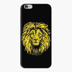 Iphone 6 Skins, Unique Iphone Cases, Top Artists, Vinyl Decals, Brave, Lion, Bubbles, My Arts, Art Prints