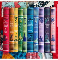 rainbow books always looked so cool Book Club Books, Book Nerd, Book Lists, I Love Books, Books To Read, My Books, Deco Harry Potter, Book Wizard, Book Spine