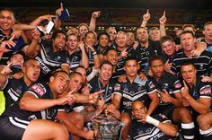 NZ Kiwis Rugby League - Australia is looking to take the World Cup!