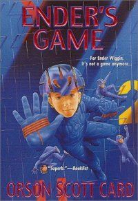 Have to pin Ender's Game...