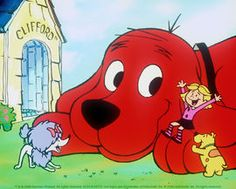 Clifford, el gran perro rojo - Doblaje Wiki - Wikia