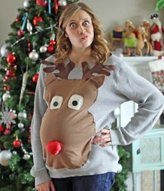 Joyeux Noël gilet Noël Candy Fancy Dress Nouveauté Idée Cadeau Fête