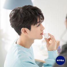 Yunhyeong - iKON x Nivea