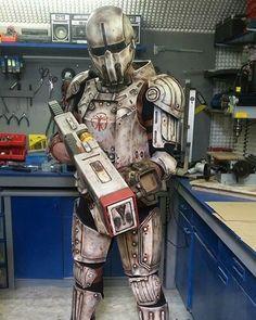 Legit as fuck synth cosplay wow #fallout #falloutnv #dankfallout #dankmemes…