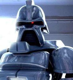 Cylon Centurion from Battlestar Galactica