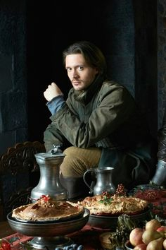 "David Oakes - ""The White Queen"""
