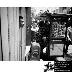 @TheMinimals : TRIP 2 JAKARTA PROJECT MEET KRISNA MURTI @tuanmudakrisna