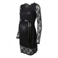 New lacy spetsklänning svart