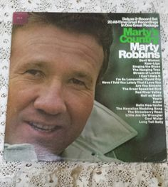 1969 2 record set Marty's Country Marty by MelsVintageVariety