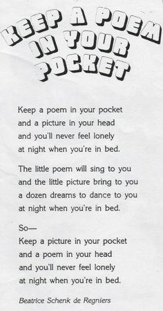 A Boys Sense: A year of short poems