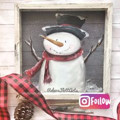 New Photographs Snowman painting videos Suggestions It can be difficult to fight putting your snowman painting project into an art curriculum. Christmas Tree Farm, Christmas Snowman, Christmas Ornaments, Christmas Signs, Christmas Time, Christmas Ideas, Merry Christmas, Christmas Drawing, Christmas Paintings