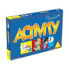 Piatnik - Joc Activity Junior - 90 lei