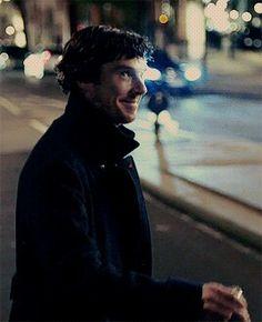 Benedict Cumberbatch on the set Sherlock Sherlock Series, Sherlock Holmes Bbc, Sherlock Holmes Benedict Cumberbatch, Benedict Cumberbatch Sherlock, Sherlock John, Watson Sherlock, Jim Moriarty, Sherlock Quotes, Martin Freeman