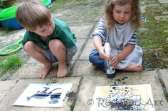 Exploring Street Art with Kids