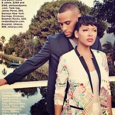 It's been over a year for Hollywood star couple, Meagan Good and DeVon Franklin and the fire still seems to be burning between these two. We cau Black Love Couples, Cute Couples, Black Celebrity Couples, Power Couples, Celebrity Style, My Black Is Beautiful, Beautiful Family, Black Celebrities, Celebs