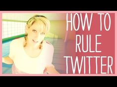 Ooo. Luv Twitter tips. How to use twitter. Rule the twitter universe with this one 'how to twitter' tip. X0X0 Renae. http://richmombusiness.com