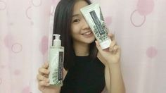 Yayyy happy holidayyy👻 Had received goods from @nattacosme again🤗 It's a cooling shampoo and their warming treatment, a special formula which using natural ingredients and plant extracts😍 Btw, using their warming treatment for a better effect makes our hair looks soft and smooth and also have a healthy hair. After using this no more oily hair and dead spilt ends anymore! 😍 So much thanks to @nattacosme 🤗❤️ #nattacosmereview