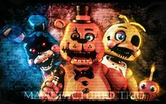 Unwithered Freddy by FuntimeFreddyMaster on DeviantArt Foxy Wallpaper, Freddy Toys, Fnaf Wallpapers, Fnaf Drawings, Cute Kawaii Drawings, Tomorrow Is Another Day, Missing Child, House Ornaments, Sister Location