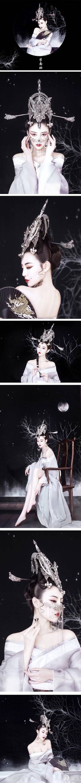 Oriental Dress, Oriental Fashion, Geisha, Turandot Opera, Art Photography, Fashion Photography, Chinese Clothing, Pose, Mori Girl