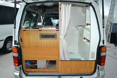 toyota hiace camper conversion - Google Search