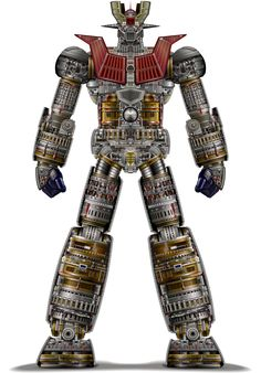 DX SOC Mazinger-Z | Robot-Japan