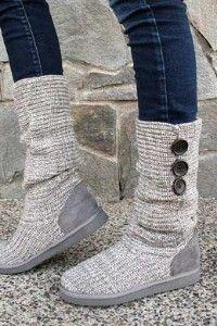 High Knit Boots   Shop fashion, apparel  Kaboodle